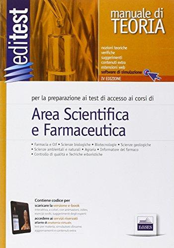 EdiTEST. Farmacia e scienze. Per la preparazione ai test di accesso