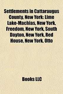 Settlements in Cattaraugus County, New York: Salamanca, New York