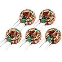 MHUI 垂直トロイドインダクタ磁気単層巻線巻線5仕様利用可能インダクタンスコイル(5個),10MH 5A