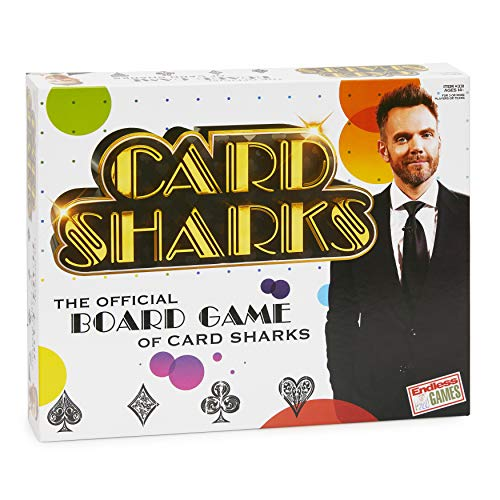 Card Sharks Game - The Official TV Game Show Survey Game