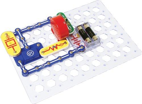 Elenco Circuits Snap Jr. 100 Expériences - 3
