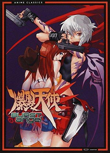 Burst Angel Collection (Anime Classics)