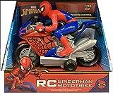 Spiderman Moto Bike Remote Control