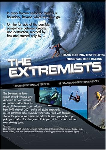 The ExtremistsEpisode 20: Extreme Skiing/Test Pilots/Mountain Bike Racing