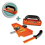 Bench Dog 3-Piece Safety Kit with Additional Ultra Push-Bloc
