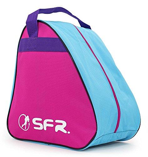 Sfr Skates Vision Skate Bag, Sacs de plage mixte adulte, Gris, 24x15x45 cm (W x H L)