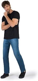 Calça Jeans Reta Vintage Super Stone