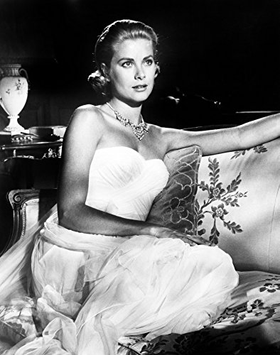 Posterazzi EVCMBDTOCAEC003H to Catch A Thief Grace Kelly 1955 Photo Print, 8 x 10, Varies