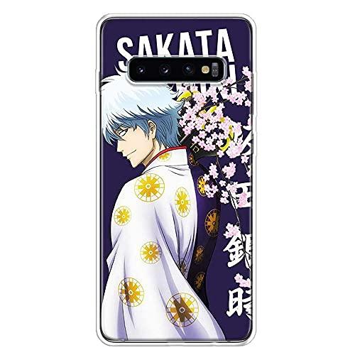 urtghrer Anime Protagonist - Carcasa para Samsung Galaxy S Series TZ016-5 (funda para Samsung Galaxy S7 Edge)