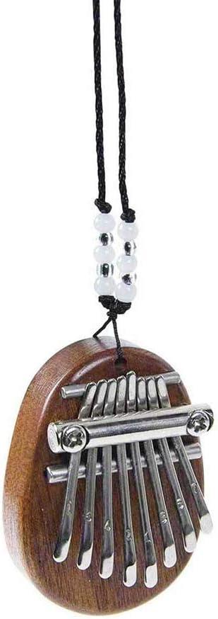 HELYZQ Award 8 Key Mini 5 ☆ very popular Kalimba Exquisite Marimba Finger Thumb M Piano