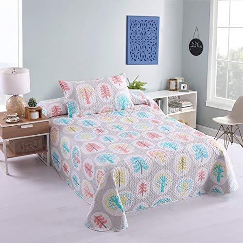 Colcha de verano para cama individual estampada de Novotextil