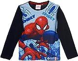Camiseta Manga Larga de Spiderman Talla 4