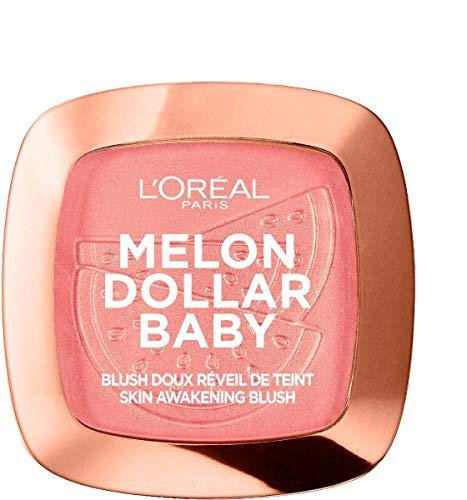 L'Oréal Paris Wake Up And Glow Blush Melon Dollar Baby 03