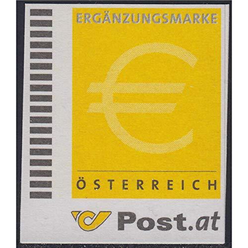 Goldhahn Österreich Ergänzungsmarke Nr. 1 postfrisch ** Briefmarken für Sammler