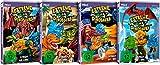 Extreme Dinosaurs - Gesamtedition / Die komplette 52-teilige Zeichentrickserie auf 8 DVDs (Pidax...