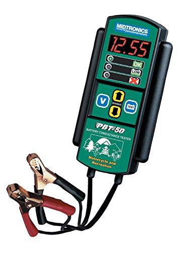 Midtronics PBT50 Battery Tester, 1 Pack