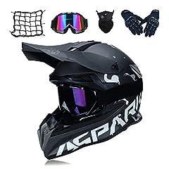 Motocross Schwarz