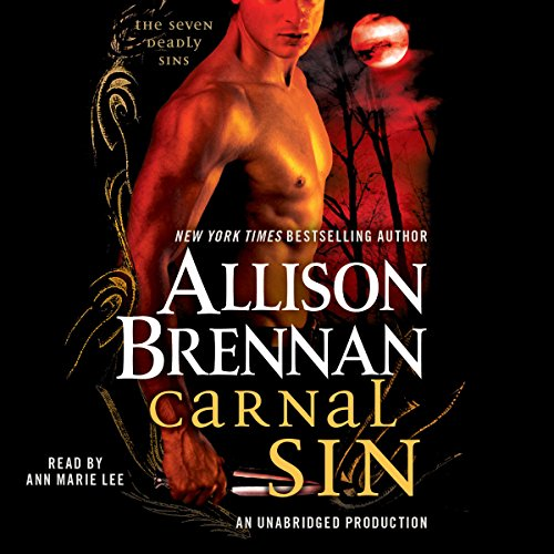 Carnal Sin audiobook cover art