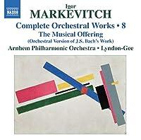 Complete Orchestral Works Vol. 8