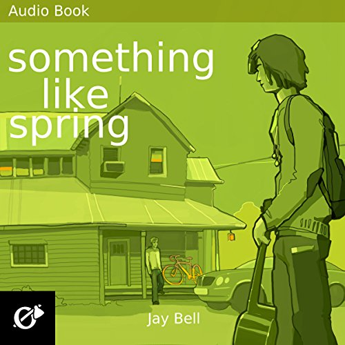 Something Like Spring audiobook cover art