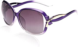 Duco Lunettes de Soleil polarisées pour Femmes 100% Protection UV - 2229