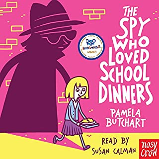 The Spy Who Loved School Dinners cover art