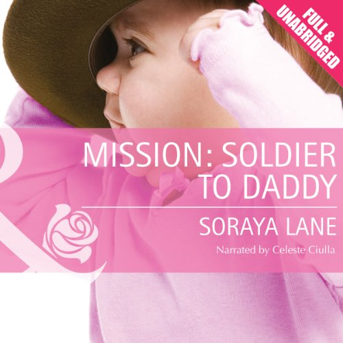 『Mission: Soldier to Daddy』のカバーアート