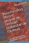 Kyra Kyralina : LES RÉCITS D'ADRIEN ZOGRAFFI - VOLUME I par Istrati