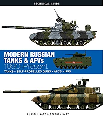 Modern Russian Tanks & AFVs: 1990-Present (Technical Guides)