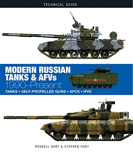 Hart, D: Modern Russian Tanks (Technical Guides)
