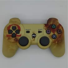MeterMall Game Controller For PS3 Gamepad Bluetooth Controller Joystick Vibrator for Playstation 3 Wireless Gamepad God of war Game Accessories