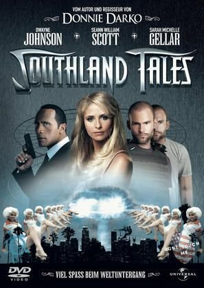 Southland Tales     Dvd Rental