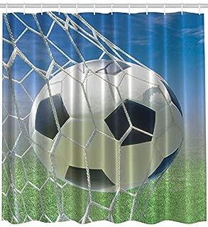 Best football shower curtains Reviews