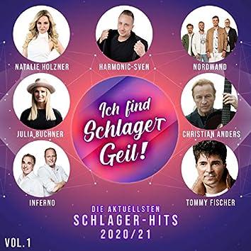 Ich find Schlager Geil, Vol. 1