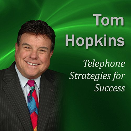 Telephone Strategies for Success audiobook cover art