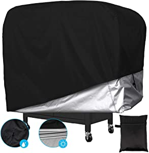 Aytai BBQ Grill Cover, 58 inches BBQ Cover Waterproof Heavy Duty Grill Covers with Storage Bag, Gas BBQ Covers with UV Dust Resistant and Rip Durable for Weber Char-Broil Brinkmann Jenn Air Holland