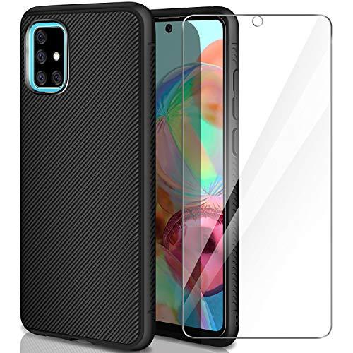 Kompatibel mit H/ülle Samsuang Galaxy S8//S8 Plus TPU PC Schutzh/ülle Case 360 Grad Bumper mit Kickstand Reifenmuster Handytasche Handyh/ülle f/ür Galaxy S8 Handyh/ülle