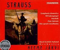 R.Strauss;Tone Poems Vol2