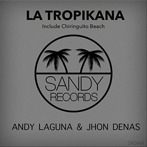Andy Laguna & Jhon Denas