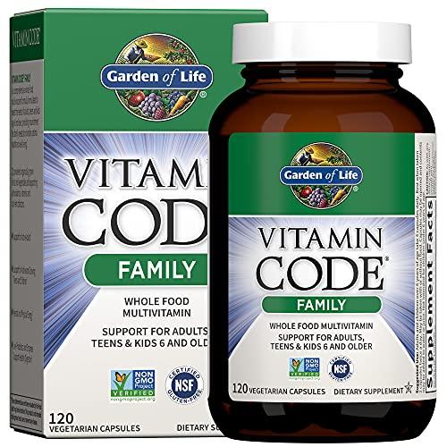 Garden Of Life Vitamin Code Kids Multivitaminico Cherry 30 Orsetti Masticabili - 600 g