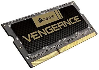 Corsair CMSX8GX3M1A1600C10 Vengeance 8GB (1x8GB) DDR3 SODIMM 1600 Mhz CL10 (B0076W9Q4Q) | Amazon price tracker / tracking, Amazon price history charts, Amazon price watches, Amazon price drop alerts