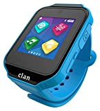 Cefa Toys Clan Smartwatch, Color Azul, Talla...