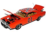 Greenlight Dodge Charger 1969 Dukes of Hazzard General Lee Orange 1/18 Modell Auto