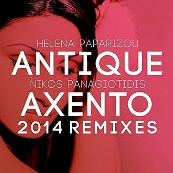 Axento Remixes 2014