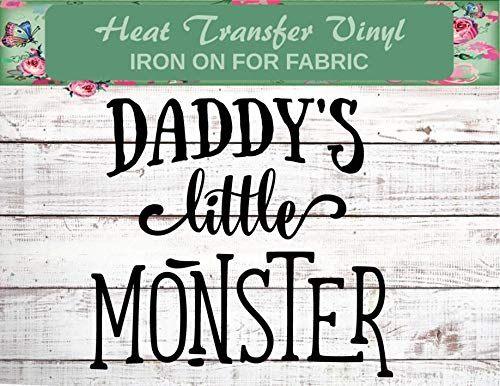 Daddys Little Monster, Iron On, Daddys Little Monster Shirt, Harley Quinn Shirt, Harley Quinn Halloween Shirt, Daddys lil Monster, Outfit