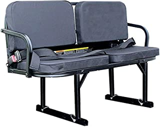 Great Day UVRS100BL Rumble (Utility Vehicle Passenger Seat)