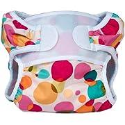 Bummis Swimmi Cloth Diapers, Bubbles, Small (9-15 lbs)
