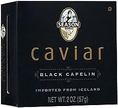Season Product Capelini Caviar, 2 oz