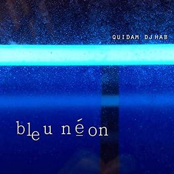Bleu Néon