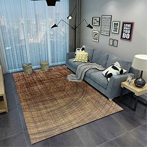 IRCATH El Modelo Minimalista Moderno Simple no es fácil de desvanecer, Absorber la Humedad y el sofá Dormitorio a Prueba de Polvo sofá Cama de la Sala de Estar alfombra-160x230cm Las alfombras Son Ap